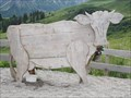 Image for Cow - Schlappoldsalpe, Germany, BY