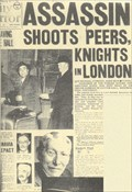 Image for Assassination of Michael O'Dwyer  -  London, UK