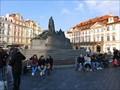 Image for Jan Hus Monument (Pomník Mistra Jana Husa) - Praha, CZ