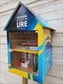 Image for Boîte à livres de l'école Saint Thérèse - Rambouillet, France