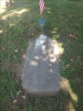 Image for Col. Benjamin Walker - Forest Hill Cemetery - Utica, NY