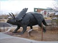 Image for SPIKE - Pentaceratops - Museum of Natural History New Mexico