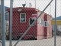 Image for ABC Auto Parts caboose - Riverdale, IL