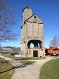 Image for Grand Trunk Western Coaling Tower (Tipple) - Grand Haven, Michigan