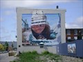 Image for Side Launch Millennium Mural - Collingwood, Ontario, Canada