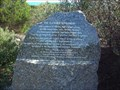 Image for Clarence Settlement Plaque - Coogee,  Western Australia