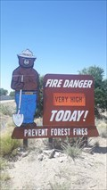 Image for Smokey at Cochiti, New Mexico