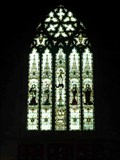 Image for East Window, Leominster Priory, Herefordshire, England