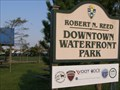 Image for Robert N. Reed Downtown Waterfront Park - Town of Chincoteague, Virginia