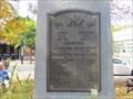 Image for Plaque dédiée à la mémoire des soldats de la guerre 1914-18 par la Cité de Longueuil - Longueuil, Québec