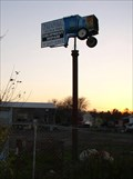 Image for Cement Mixer on a Pole - Bunnell, FL