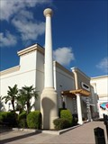 Image for Freestanding Columns - Premium Outlet Mall - Orlando. Florida. USA.