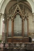 Image for L'orgue de chœur de la Cathédrale Saint-Samson - Dol-de-Bretagne, France