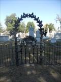 Image for Solomons Family Plot Gate - Savannah, GA
