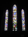 Image for Holy Trinity Church Windows - Over Worton, Oxfordshire, UK