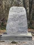 Image for Kliewer Cemetery - Niverville MB