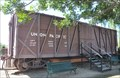 Image for Union Pacific Outside-Braced Wooden Boxcar UP 06