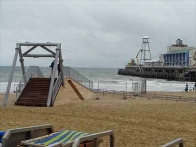 veritas vita visited WORLD'S FIRST - Pier to Shore Zip Wire