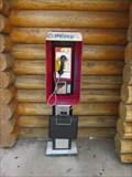 Image for Hallelujah Junction Gas Station Pay Phone - Hallelujah Junction, CA