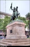 Image for Monumento ecuestre al General Manuel Belgrano / Equestrian monument to General Manuel Belgrano (Buenos Aires)