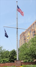 Image for The Shipyard Nautical Flag Pole  -  Hoboken, NJ