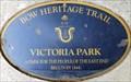 Image for Victoria Park - Victoria Park, London, UK