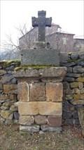 Image for Croix de la cour de l'église Prieurale - Saint Privat d'Allier, Auvergne Rhône Alpes
