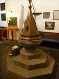 Image for Baptism Font - St Oswald's Church - Grasmere, Cumbria, UK.