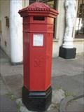 Image for Cheltenham - Victorian Pillar box