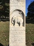 Image for John King -- Elmwood Cemetery, Charlotte NC