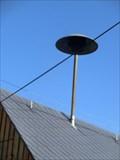 Image for Siren on the firehouse in Kleinschwarzenbach/ Helmbrechts/ Bayern/ Deutschland