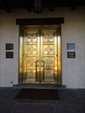 Image for New Mexico Supreme Court Doors  - Santa Fe, NM