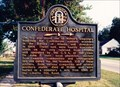 Image for Confederate Hospital GHM 085-6