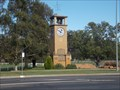 Image for War Memorial Clock - Narrabri, NSW