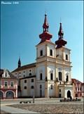Image for Kostel Povýšení Sv. Kríže / Elevation of the Holy Cross Church - Kadan (North-West Bohemia)