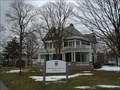 Image for Home of Warren G. Harding : Marker #1-51