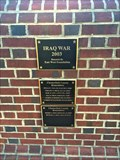 Image for Afghanistan-Iraq War Memorial - Chesterfield, VA