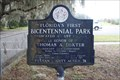 Image for First-Bicentennial Park in Florida-Crescent City, FL