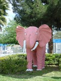 "Image for Diamond Inn - ""Angry White Pachyderm"" - Las, Vegas, NV"