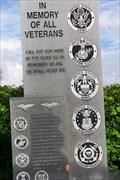 Image for All Veterans Memorial