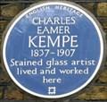 Image for Charles Eamer Kempe - Nottingham Place, London, UK