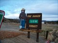 Image for Smokey Bear Sighting, Anza, CA