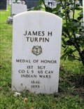 Image for James H. Turpin - 1st Sgt, Medal of Honor Recipient