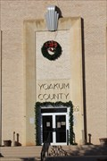 Image for Yoakum County Courthouse -- Plains TX