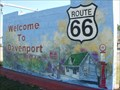 "Image for ""Welcome"" Mural - Davenport, OK"