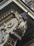 Image for geflügeltes Einhorn am Rathaus - Hamburg, Germany