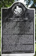 Image for Fort Worth Army Air Field