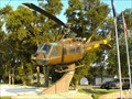 Image for UH-1 Huey Helicopter - Veterans' Memorial  - Aroma Park, IL