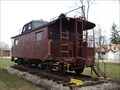 Image for Pennsylvania RR caboose 478062 - Olmsted Falls, Ohio