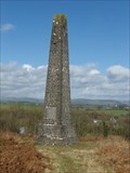 Image for Lonely Obelisk - Satellite Oddity - St Hilary Downs, Vale of Glamorgan, Wales.